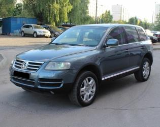 Volkswagen Touareg I